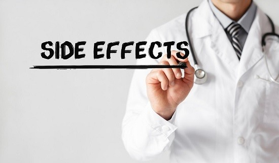 Antidepressant Side Effects Comparison To Tms Therapy