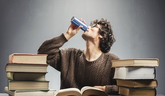 energy drinks and mental health